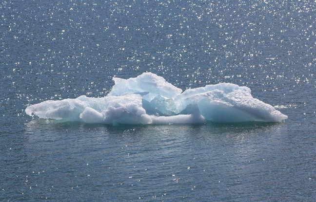 648x415 superficie banquise arctique jamais aussi faible mois octobre