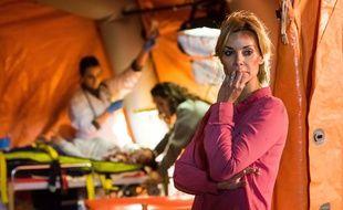 Ingrid Chauvin dans un épisode dramatique de «Demain nous appartient».