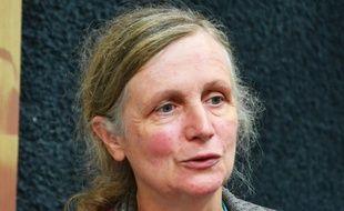 Anne Fraïsse, présidente de l'université de Montpellier.
