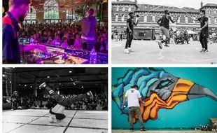 Durant une semaine, du 26mai au 2juin, l'hexagone célébrera la culture hip-hop.