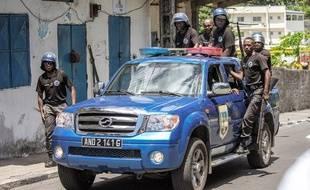 La police comorienne a arrêté les deux Français samedi midi. (photo d'archives)