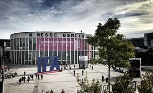 Le salon de l'électronique IFA se tient à Berlin chaque année début septembre.