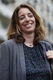 La députée LREM de la 5e circonscription des Bouches-du-Rhône Cathy Racon-Bouzon.