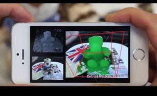 MobileFusion de Microsoft permet de modéliser un objet en 3D à partir d'un simple smartphone.