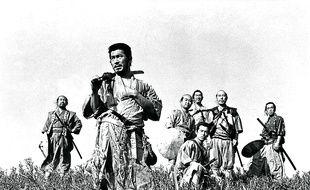 Les 7 Samouraïs, grand film populaire des années 1950.