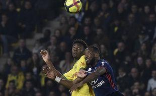 Thomas Basila devrait retrouver Moussa Dembélé samedi soir.