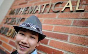 """Moshe Kai Cavalin, un mathématicien de 14 ans bientôt diplômé de l'Université de Californie à Los Angeles, n'aime pas qu'on le qualifie de """"génie"""". S'il résoud aujourd'hui les équations les plus complexes, c'est juste parce qu'il n'a """"pas perdu de temps""""."""