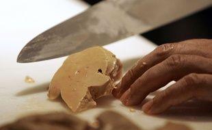Le foie gras, un produit festif qui n'est pas irremplaçable.