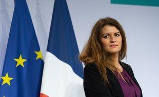 La secrétaire d'Etat Marlène Schiappa.