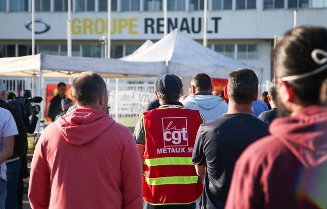 648x415 fonderie bretagne usine renault situee caudan morbihan bloquee salaries