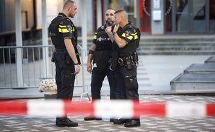 Des policiers néerlandais (illustration).