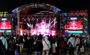 Cette année le festival Solidays se déroulera du 21 au 23 juin sur l'hippodrome Paris Longchamp