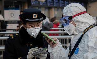 La Chine attribue une note coronavirus à ses citoyens