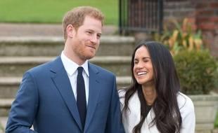 Le prince Harry et Meghan Markle se diront oui samedi.