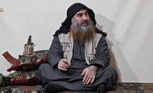 Le chef de Daesh, prétenduement début 2019, Abou Bakr al-Baghdadi. (archives)