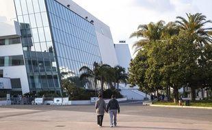 Le Palais des festivals de Cannes accueille un centre de vaccinations mais toujours pas de congrès
