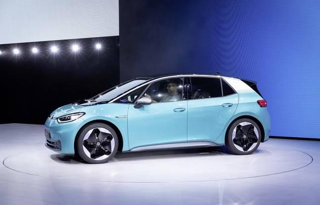 details for buy best authentic quality ID.3 : Une nouvelle Volkswagen électrique « aussi importante ...