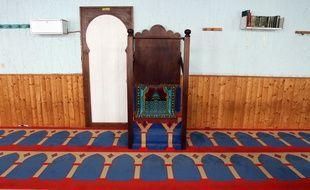Illustration d'une mosquée