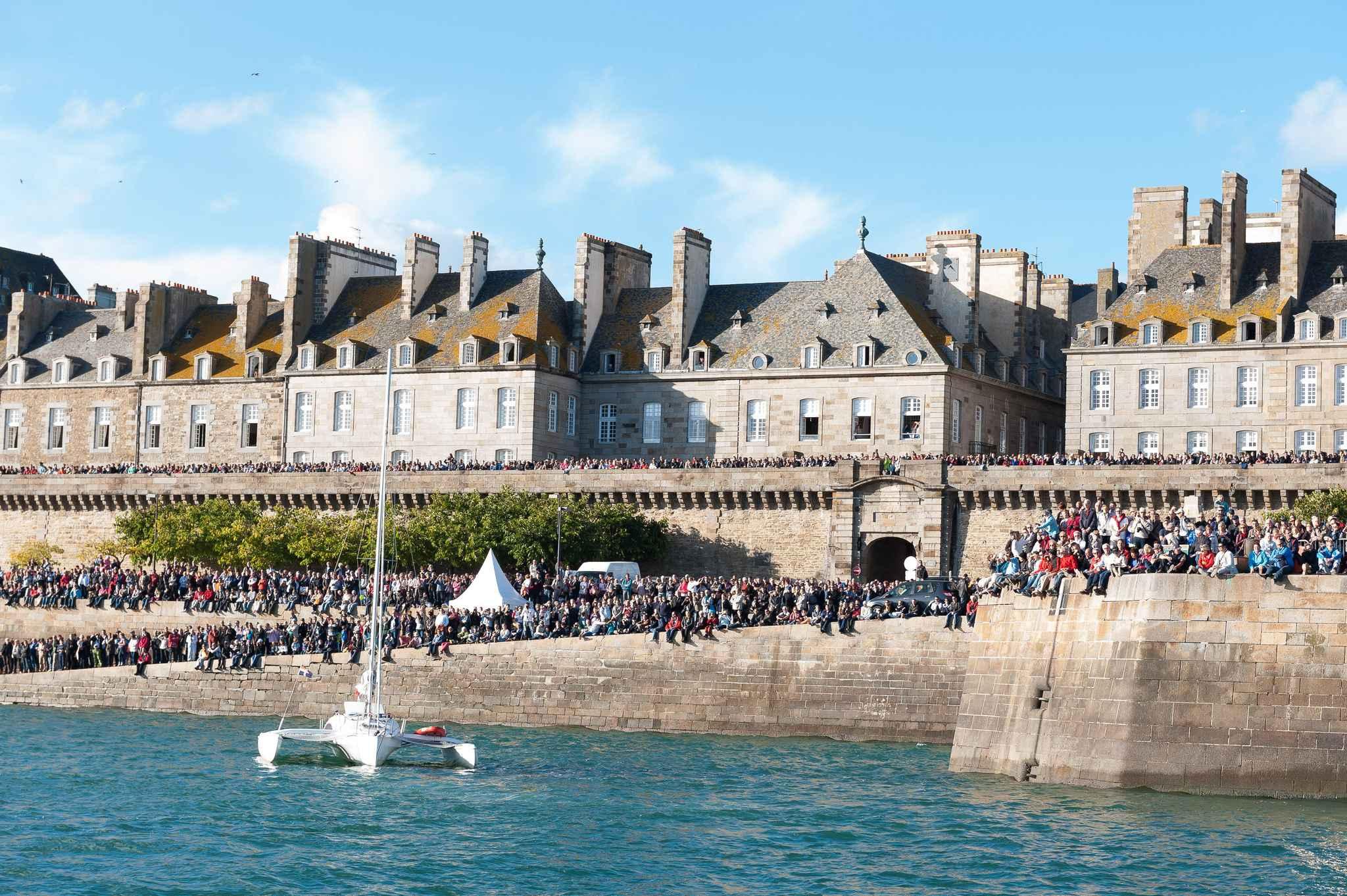 Bretagne saint malo parmi les destinations pr f r es des for Ambiance carrelage saint malo
