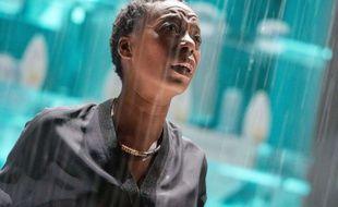 Noma Dumezweni dans le rôle-titre de la pièce «Linda», au Royal Court Theatre, à Londres, le 30 novembre 2015.