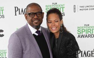 Forest Whitaker et sa femme, Keisha Nash Whitaker.
