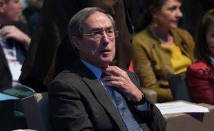 Claude Guéant, le 27 janvier 2018 à Paris.