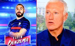 Didier Deschamps a annoncé mardi le retour de Karim Benzema en équipe de France.
