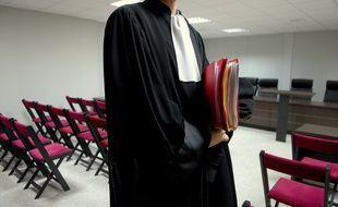 Un avocat. (Illustration) Le 29 01 07
