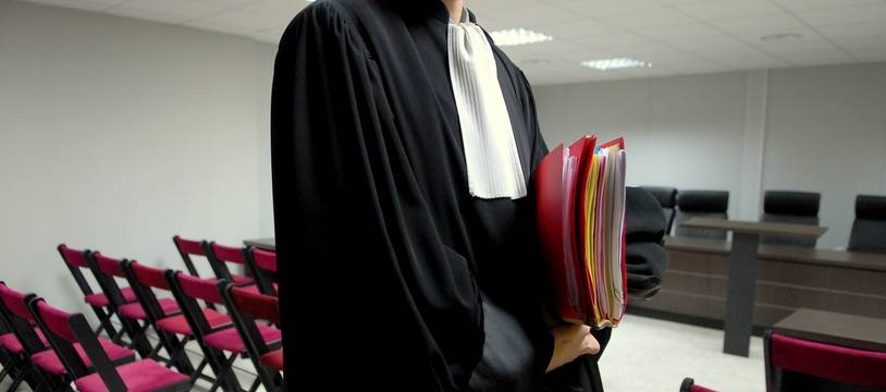 Un avocat (Illustration)