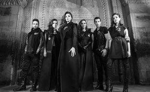 Le groupe Genealogy représente l'Arménie à l'Eurovision 2015.