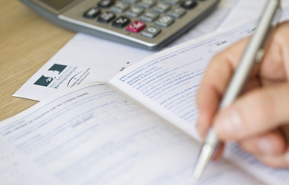 Pour la déclaration de revenus papier, la date est fixée au 17 mai (illustration). – A. GELEBART / 20 MINUTES