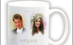 Une chaîne britannique de magasins prépare déjà l'éventuel mariage du prince William, deuxième dans l'ordre de succession au trône, avec sa petite amie Kate Middleton en élaborant une gamme de souvenirs prêts à être rapidement mis en vente au cas où.