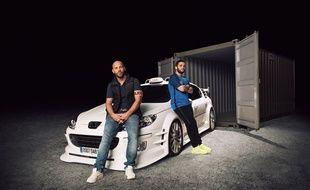 Franck Gastambide et Malik Bentalha devraient être les héros de «Taxi 5».