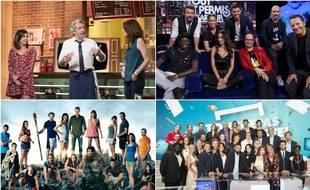Les programmes de TF1 et C8 ont remporté une majorité des prix TV Notes 2018