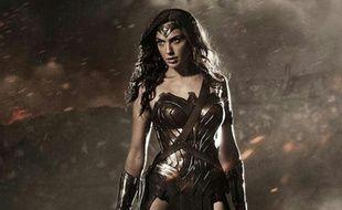 Gal Gadot incarne Wonder Woman dans le film de Zack Snyder «Batman vs Superman : Dawn of Justice».