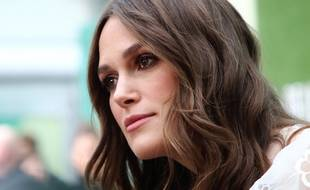 L'actrice Keira Knightley