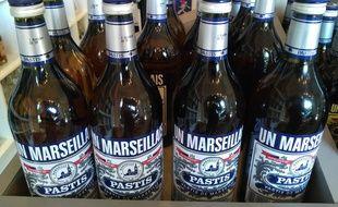 Cristal Limiñana, pastis 100% made in Marseille