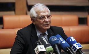 Joseph Borrel, à Téhéran, le 3 février 2020.
