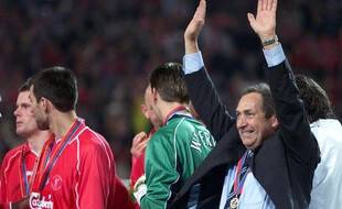 Gérard Houllier restera dans le coeur des supporters de Liverpool.