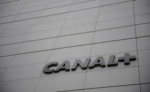 (Illustration) Le logo du groupe Canal+.