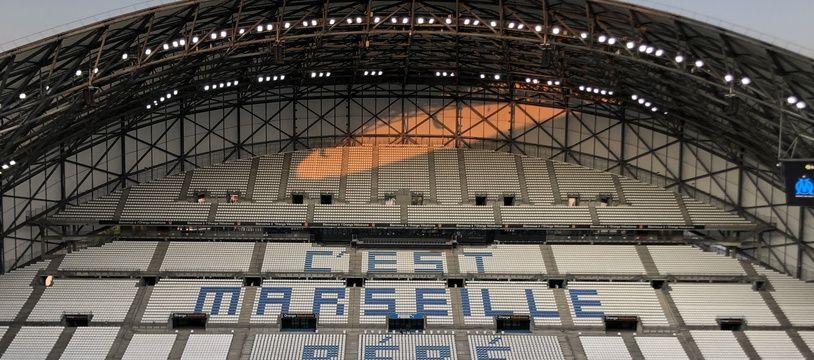 L'Olympique de Marseille et le milieu du rap marseillais entretiennent des liens étroits.