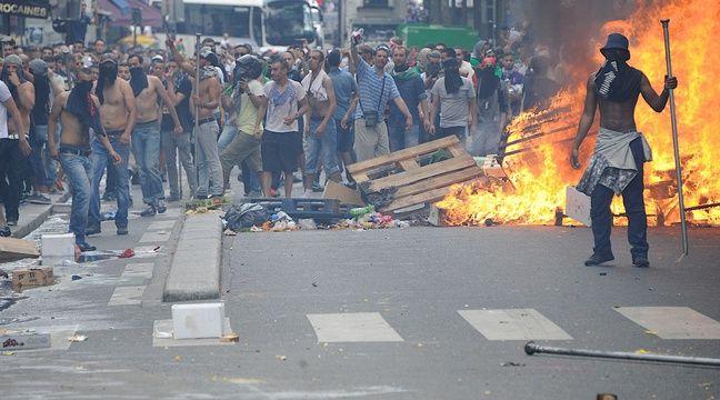 Au lendemain des violences, polémique sur l'interdiction de la manifestation pro-palestinienne