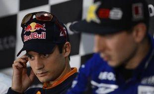 Les Espagnols Jorge Lorenzo (Yamaha) et Dani Pedrosa (Honda), dorénavant seuls en lutte pour le titre mondial cette année, vont avoir une nouvelle occasion de s'expliquer sur leur terre à l'occasion de la troisième édition du Grand Prix d'Aragon dimanche.