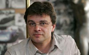 Le président du SMIRT, Eric Quiquet.