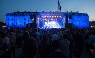 Le festival Ocean Climax Festival, à Bordeaux, en 2015