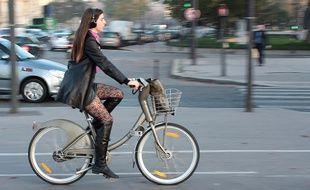 Le vélo est considéré comme un véhicule, au même titre que la voiture ou la moto.