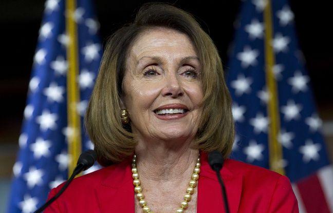 VIDEO. «Midterms»: Qui est Nancy Pelosi, l'opposante numéro un à Donald Trump? Nouvel Ordre Mondial, Nouvel Ordre Mondial Actualit�, Nouvel Ordre Mondial illuminati