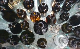 Les bouteilles de vin de types bordelaises seront récupérées par Luz.