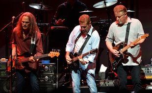 La compilation des premiers succès du groupe californien Eagles est redevenue l'album le plus vendu de tous les temps, repassant devant