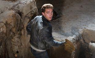 Shia LaBeouf dans Indiana Jones